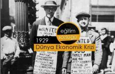 1929 Dünya Ekonomik Krizi